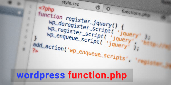 50 کد وردپرس و کار با Function.php بخش اول