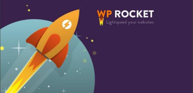 افزایش سرعت وردپرس WP Rocket v 2.8.1