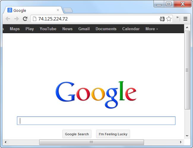 دانلود لیست ای پی های موتور های جستجوی گوگل و..